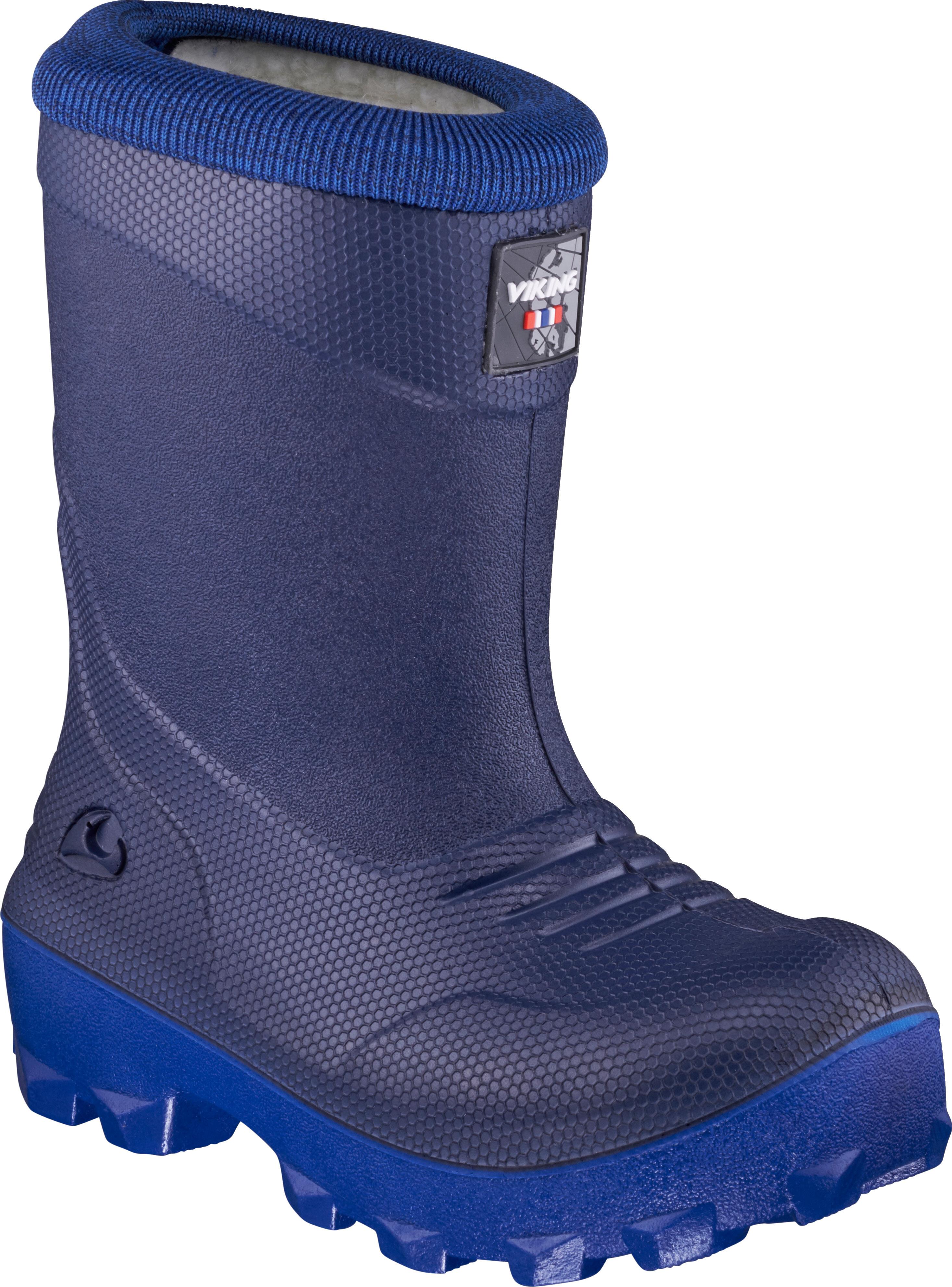 c3355df7f5e Viking Footwear Frost Fighter Gummistøvler Børn, navy/blue | Find ...